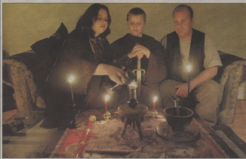 Samhain/Halloween 2002, from the Sun-Times