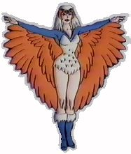 The Sorceress of He-Man